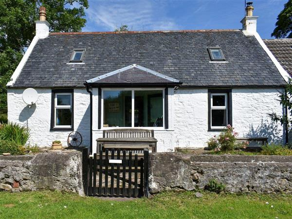 Burnside Cottage, Sliddery, Isle of Arran - Isle Of Arran