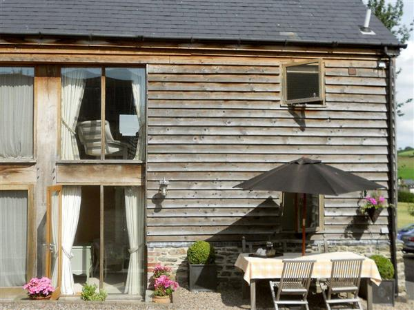 Bushel Barn, Titley, near Kington, Herefordshire