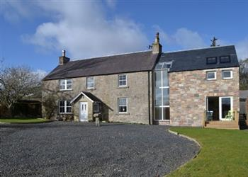 Cavers Mains Farmhouse , Roxburghshire