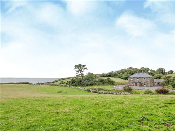 Changue Farmhouse, near Port William, Dumfries and Galloway, Wigtownshire