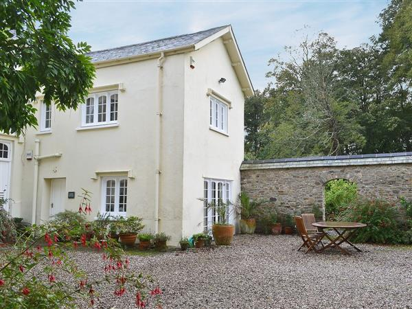Chapel Cottage, Webbery, Nr Bideford, N. Devon., South West England