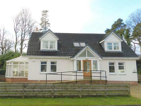 Chestnut Lodge, Brodick, Isle of Arran - Isle Of Arran