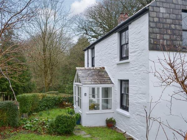 Churchill Cottage, Cornwall