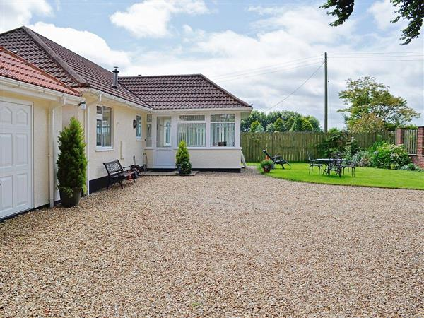 Cleeve Cottages - South Cleeve Bungalow, Somerset