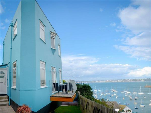 Cliff Cottage, Brixham, Devon