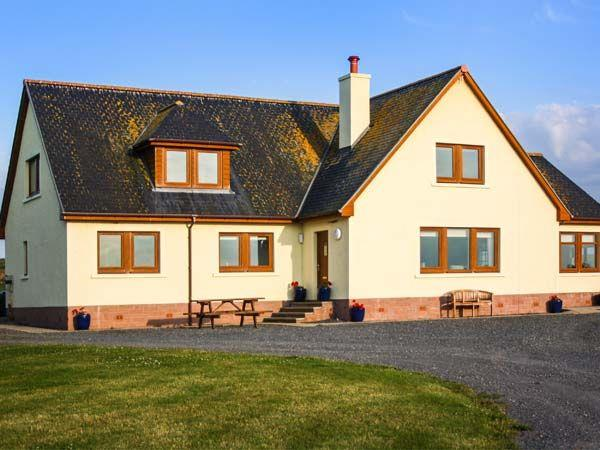 Corsewall Castle Farm Lodges, Wigtownshire