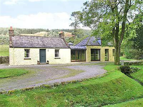 Crofts Cottages - Marwhin Cottage, Kirkpatrick Durham, nr. Castle Douglas, Dumfries and Galloway