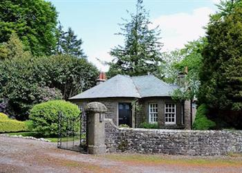 Dunlappie Lodge, Edzell, near Brechin, Angus