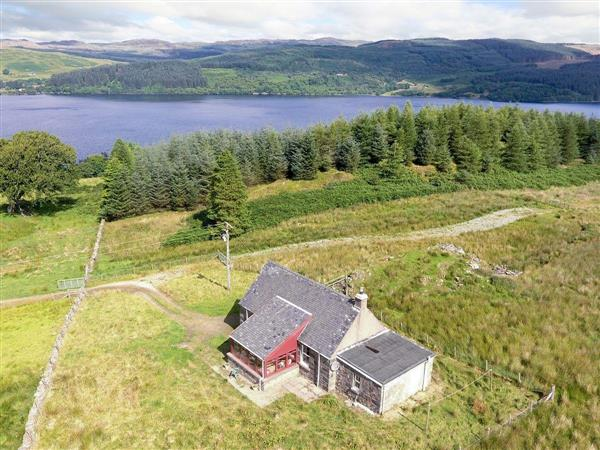 Ederline Estate - Finchairn Cottage, Ford, near Lochgilphead, Argyll and Bute, Scotland
