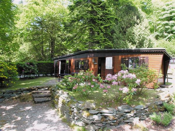 Elterwater, Skelwith Bridge, nr. Ambleside, Cumbria with hot tub