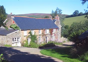 Lower Cowley Farmhouse, Parracombe, Exmoor