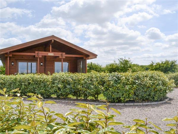 Faulkers Lakes - Bramble Lodge, Burgh le Marsh, near Skegness, Lincolnshire with hot tub