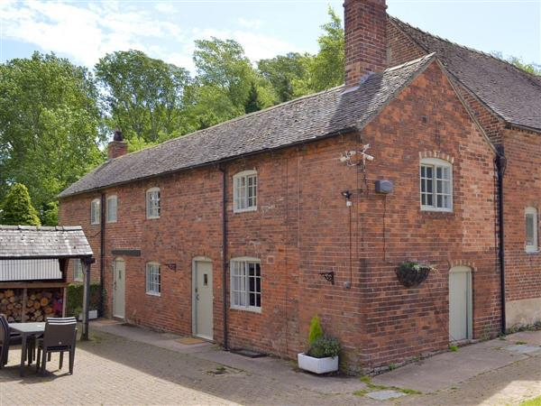 Foremark Cottages - Repton Cottage, Milton, nr. Repton, Derbyshire
