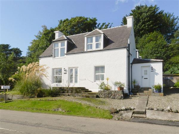 Garden House Apartment, Corrie, Isle of Arran - Isle Of Arran