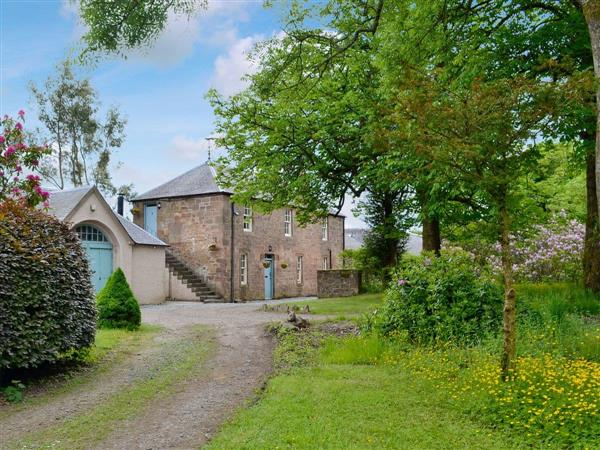 Gilmilnscroft Estate - The Old Stables, Sorn, near Ayr, Ayrshire