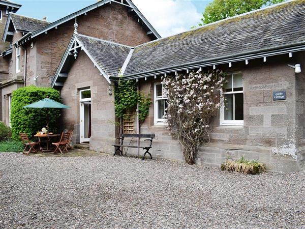 Glebe Cottage, Scone, Nr Perth, Perthshire., Scotland