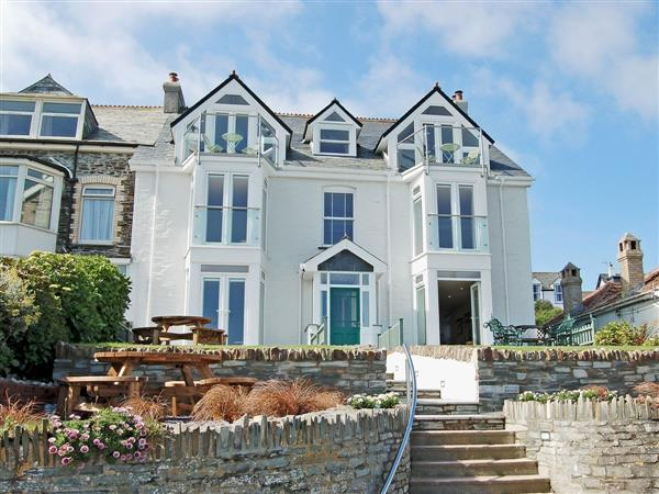 Halcyon Apartments - The Penthouse, Port Isaac, Cornwall