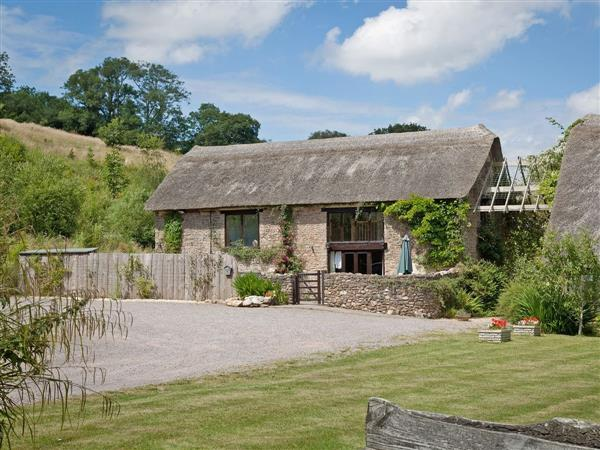 Halsbeer Farm Cottages - Haybarn Cottage, Devon