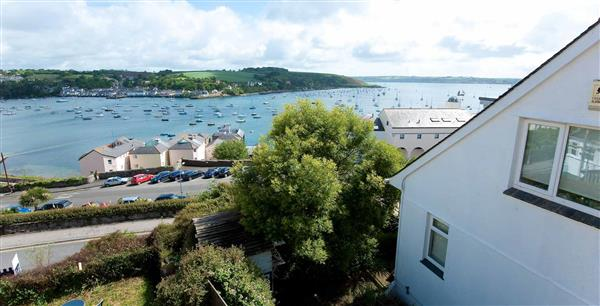 Harbour Cottage, Falmouth, South West Cornwall