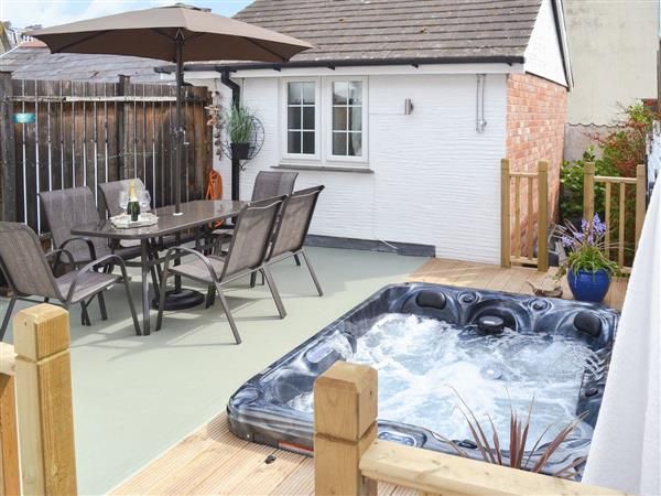Harbour Hideaway, Ilfracombe, Devon with hot tub