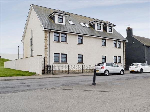 Harbour Street Penthouse, Irvine, near Ayr, Ayrshire, Scotland