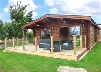 Heathcliff Lodge, Northallerton with hot tub