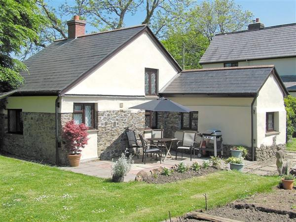 Jennings Cottage, Thurdon, nr. Kilkhampton, Cornwall