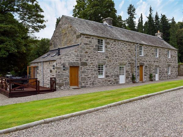 Kinnaird Estate Cottages - Brandoch Lodge, Perthshire