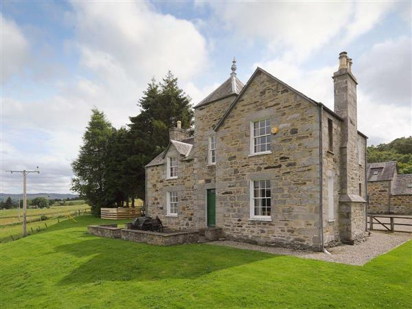 Kinnaird Estate Cottages - Craignuisq Farmhouse, Perthshire