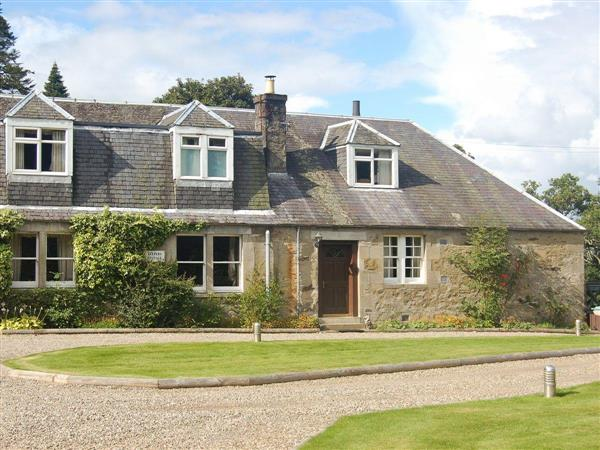 Kinnaird Estate Cottages - Keepers Cottage, Perthshire