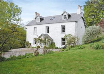 Kirkmichael House, Perthshire