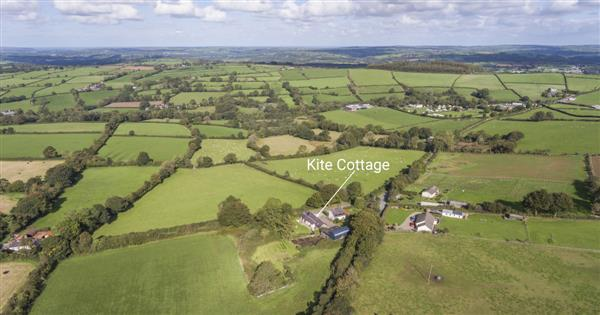 Kite Cottage, Llandeilo, Dyfed