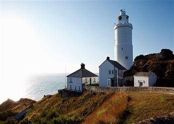 Landward Cottage (Devon), Start Point Lighthouse - Devon