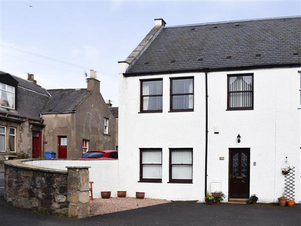 Lawside Cottage, Upper Largo, near Anstruther, Fife, Scotland