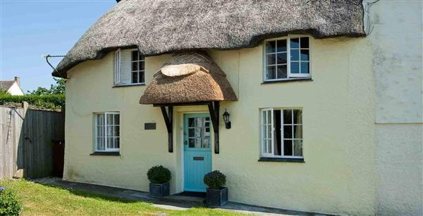 Little Thatch, Tregony, St Mawes and the Roseland