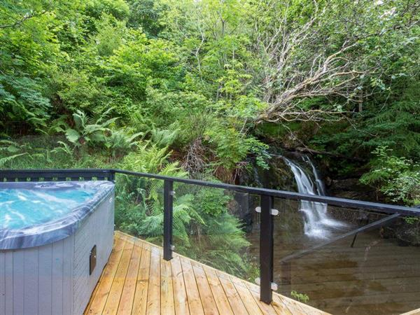 Loch Tay Highland Lodges - Waterfall Lodge, Perthshire