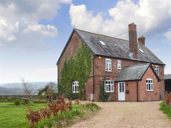 Lower Hill Farm, Upper Hill, near Leominster, Herefordshire, Central England