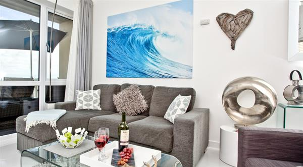 Luna Blue, Tre Lowen, Newquay