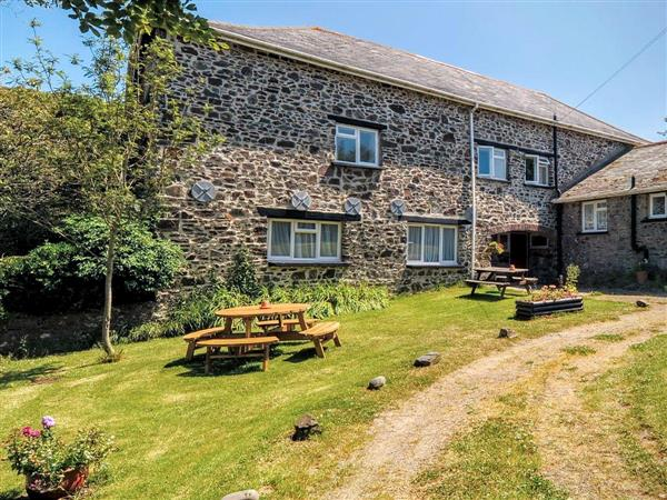 Mead Barn Cottages - Great Tythe Barn, Devon