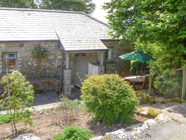 Mennabroom Farm Cottages - The Byre, Cornwall