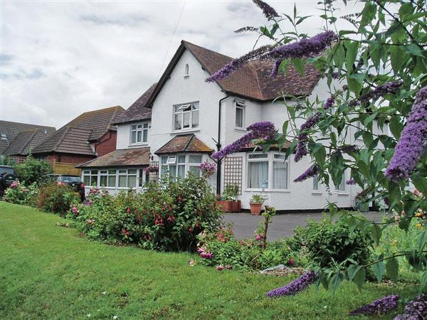 Merlin House Holiday Apartments - Lancelot, Blue Anchor, nr. Minehead, Somerset with hot tub