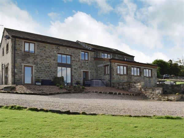 Mia Cottage, Buckley Green, near Haworth, Yorkshire, West Yorkshire with hot tub