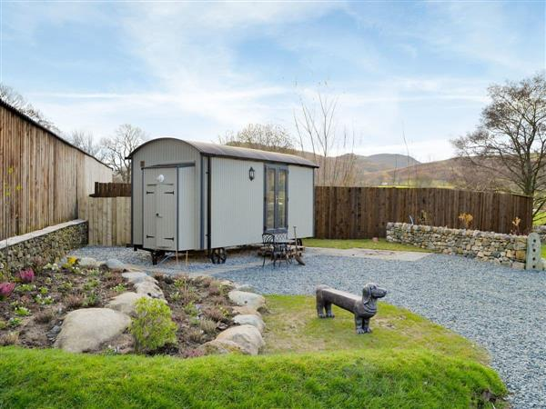 Mire House Shepherds Huts - Skiddaw, Cumbria