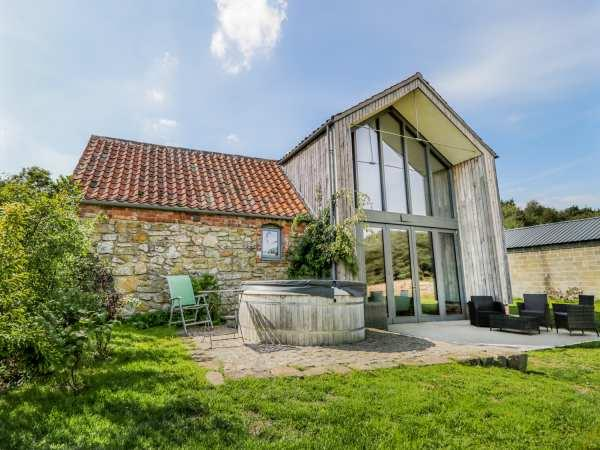 Oak House at Bluebell Glade, Lincolnshire