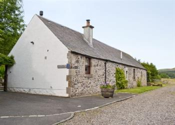 Old Stones Cottage, Dollar, Clackmannanshire
