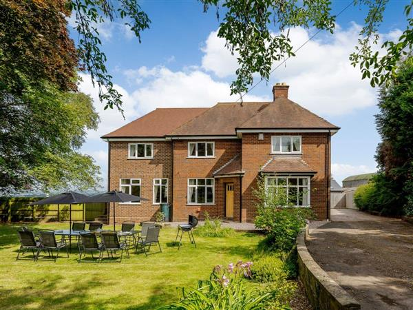 Renchers Farmhouse, Crossway Green, near Stourport-on-Severn, Worcestershire