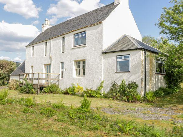 Rock Cottage, Port Appin