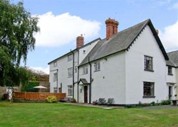 Rowton Manor Cottage, Shropshire