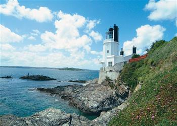 Sally Port Cottage, St Anthony's Lighthouse - Cornwall