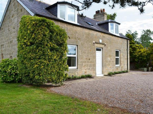 Scotson Hill Farmhouse, Morayshire